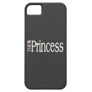 La princesa iPhone 5 cobertura