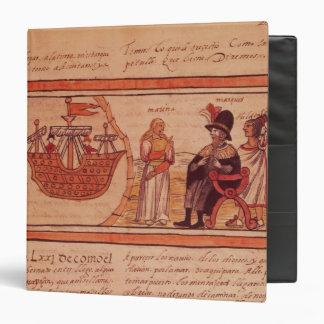 "La princesa india Malinche o Dona Marina Carpeta 1 1/2"""