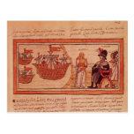 La princesa india Malinche o Dona Marina Postal