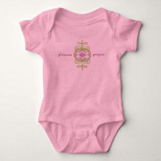 La princesa más pequeña mameluco de bebé