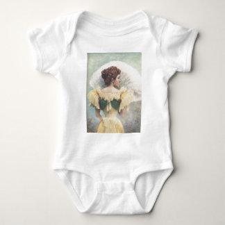 La princesa Of The Asturias Mameluco De Bebé