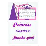 La princesa Pink/fiesta de cumpleaños púrpura del Anuncio