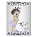 La princesa púrpura fiesta de bienvenida al bebé l felicitacion