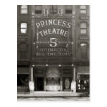 La princesa Theatre, 1910