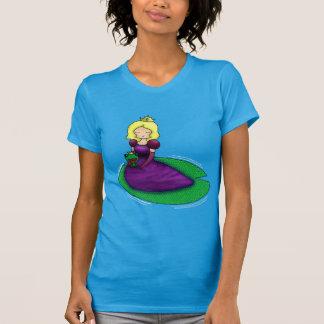 ¿La princesa y la datación de la rana? Camiseta