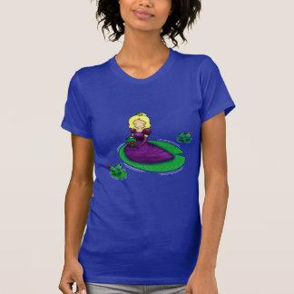 ¿La princesa y la datación de la rana? Camisetas
