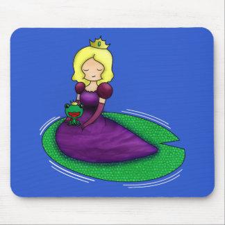¿La princesa y la datación de la rana? Alfombrillas De Ratones