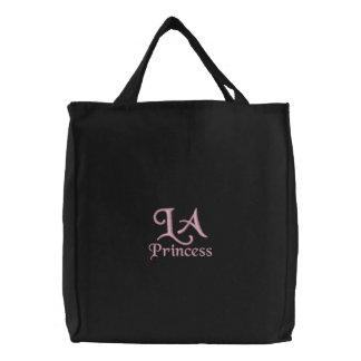 LA Princess - Customized Embroidered Bag