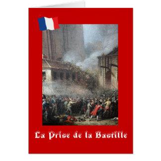 La Prise de la Bastille Cards
