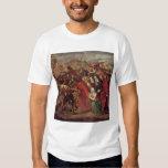La procesión al Calvary, c.1505 Remeras