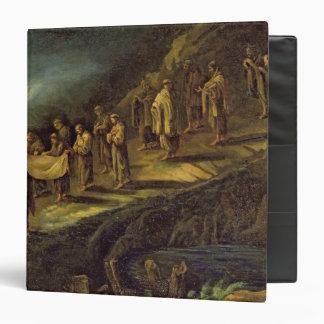 """La procesión de la cubierta santa carpeta 1 1/2"""""""