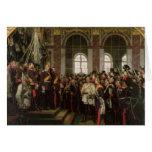 La proclamación de Wilhelm Felicitacion