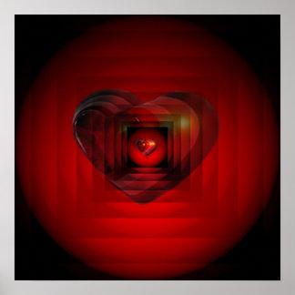 La profundidad del amor impresiones