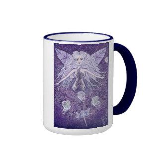 La profundidad púrpura - taza