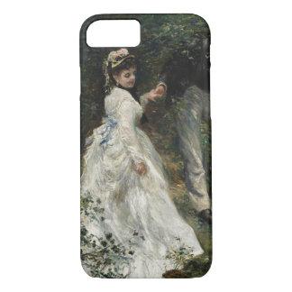La Promenade Renoir Impressionist Painting Art iPhone 7 Case