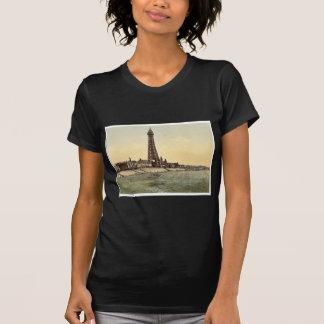 La promenade y la torre del embarcadero del nort