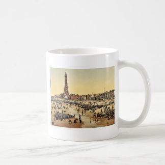"""La """"promenade"""" y la torre del embarcadero del sur, taza"""
