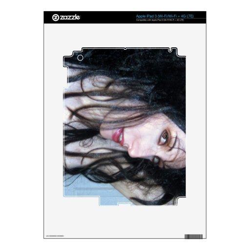 La promesa - autorretrato iPad 3 pegatina skin