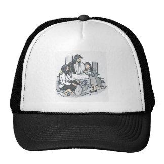 La promesa de dios gorras de camionero