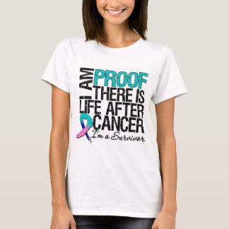 La prueba del cáncer de tiroides allí es vida playera