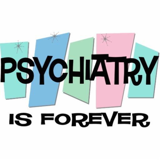 La psiquiatría es Forever Escultura Fotográfica