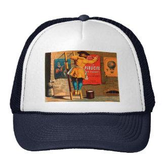La publicité en France par Emile Mermet Trucker Hat