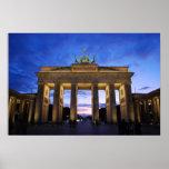 La puerta de Brandeburgo - Berlín, Alemania Impresiones