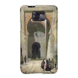 La puerta de la justicia, entrada a Alhambra, Gra Samsung Galaxy SII Fundas