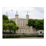 La puerta de los traidores, la torre de Londres Tarjetas Postales