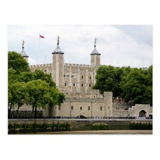 La puerta de los traidores la torre de Londres Tarjetas Postales