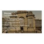 La puerta de París, obra clásica Photochrom de Lil Tarjetas Personales