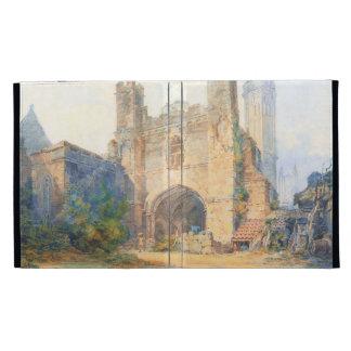 La puerta de St Augustine, Cantorbery
