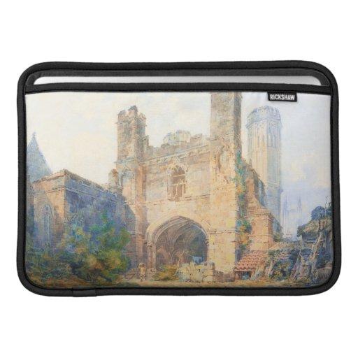 La puerta de St Augustine, Cantorbery Fundas Macbook Air