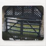 La puerta del traidor alfombrillas de raton