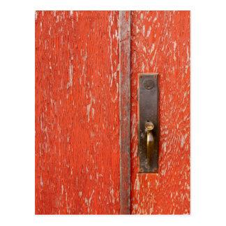La puerta vieja tarjetas postales
