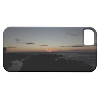 La puesta del sol funda para iPhone SE/5/5s