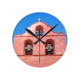 La Purisima Mission Bells Wall Clock