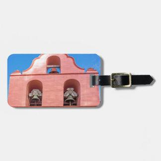 La Purisima Mission Bells Bag Tag