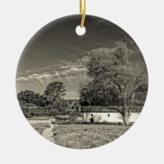 La Purisima Mission Christmas Tree Ornament