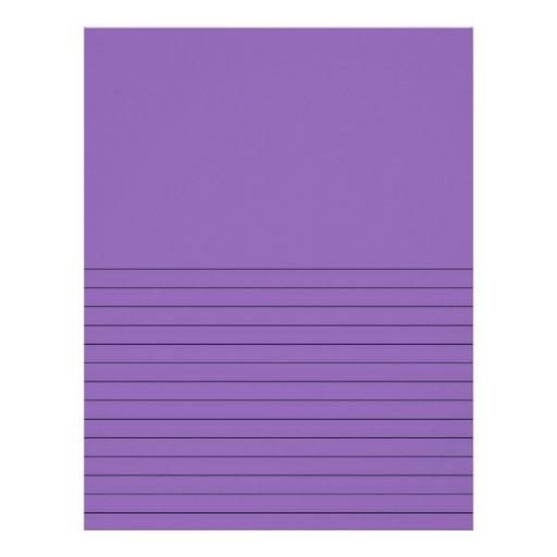 La púrpura 2714469 alineada escribe y dibuja plantillas de membrete