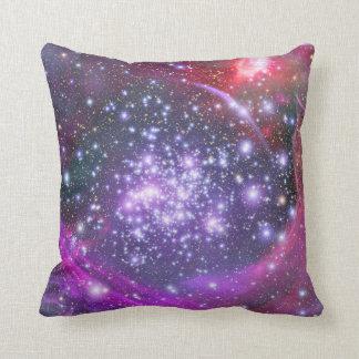 La púrpura brillante protagoniza la almohada de ti