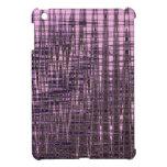 La púrpura clava la mini cubierta del caso del iPa iPad Mini Protectores
