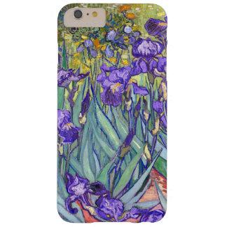 La púrpura de Vincent van Gogh irisa la bella arte Funda Barely There iPhone 6 Plus
