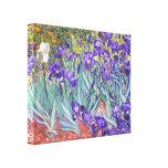 La púrpura de Vincent van Gogh irisa la bella arte Impresiones En Lona Estiradas