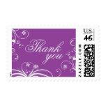 La púrpura del Flourish le agradece los sellos