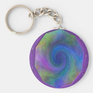 La púrpura enmarcó #2 espiral, camisetas, regalos llaveros