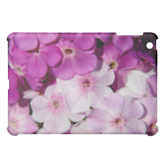 La púrpura florece caso del iPad