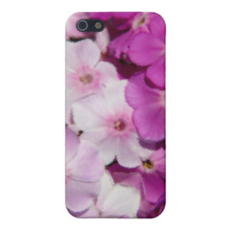 La púrpura florece el iPhone 4 iPhone 5 Cobertura