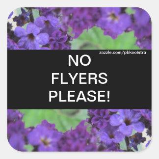La púrpura no florece ningún aviador satisface al