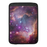 La púrpura protagoniza astronomía de espacio de la funda para macbook air